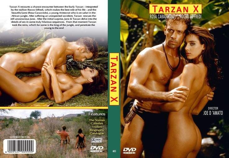 Free Porn Tarzan X 40